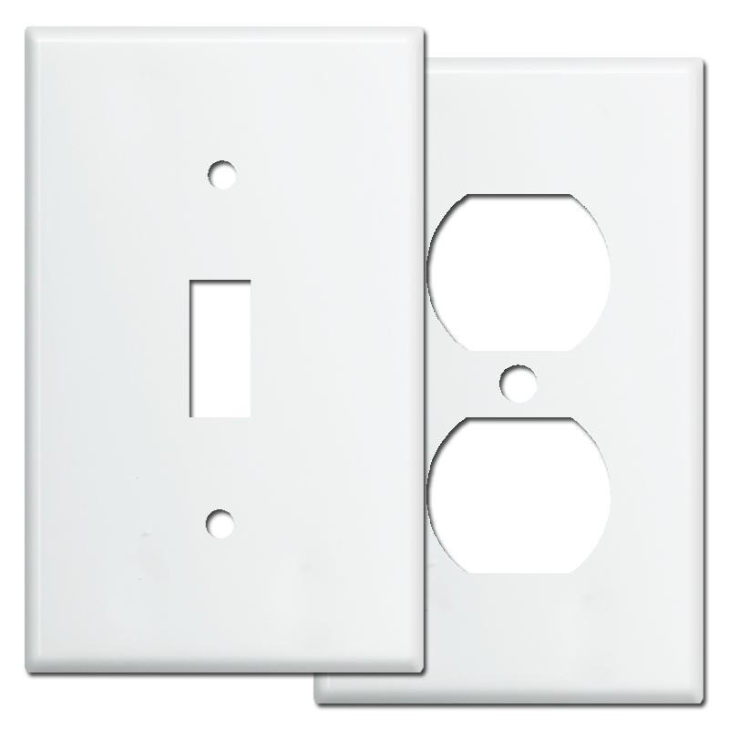 Plastic vs Metal Wall Plates