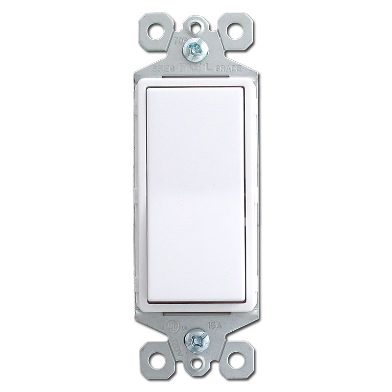Decora switches rocker light switch devices electrical switches buy 2 way rocker switches online aloadofball Gallery