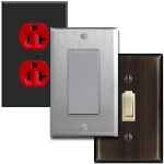 Best Color Switches & Outlets for Wall Plates