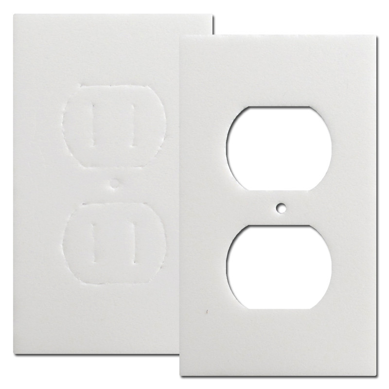 Bulk Light Switch Covers Endearing Energy Saving Insulating Gaskets For Outlet Cover Plates  Bulk Pack Decorating Design