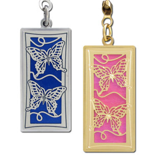 Decorative Butterflies Ceiling Fan Pulls