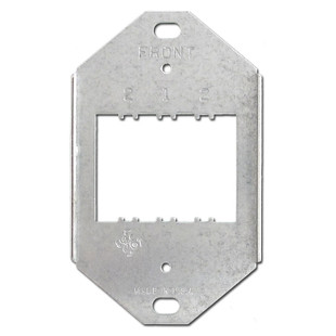 Mounting Bracket For 1 Or 2 New Style Ge Low Voltage Light