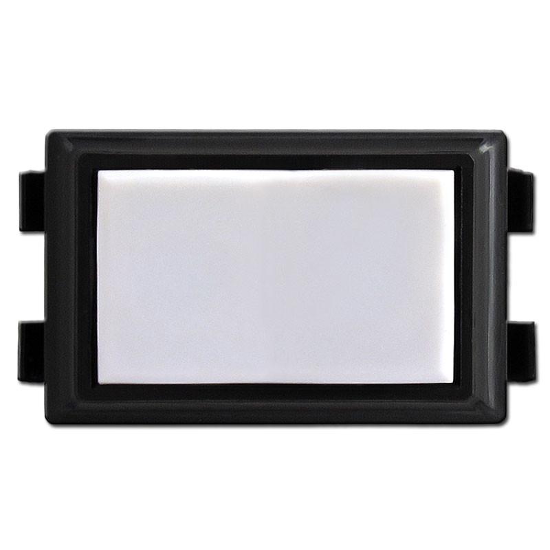 Superb Blank Ge Low Voltage Light Switch Plate Filler Insert White Wiring Digital Resources Caliashwinbiharinl