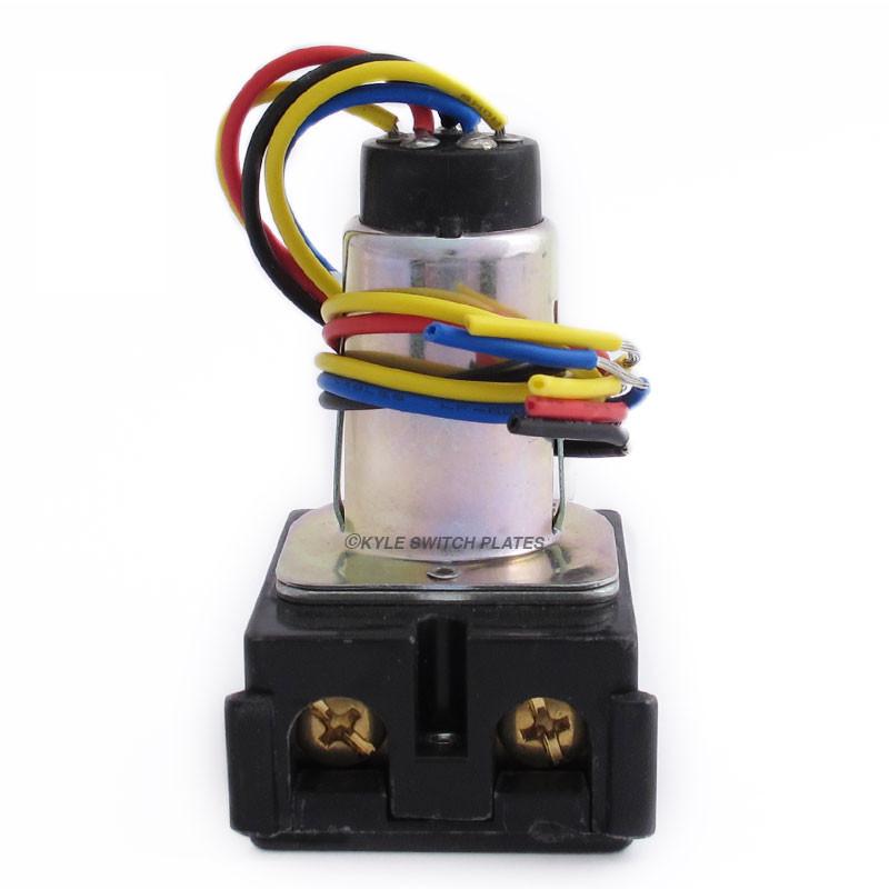 sc 1 st  Kyle Switch Plates & GE RR9 Low Voltage Pilot Light Remote Control Relay Switch azcodes.com