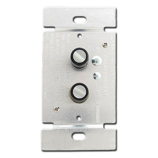 3 Way 300W Push Button Dimmers
