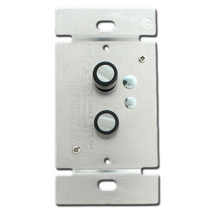 Push Button Dimmer Switches - 3 Way 600 Watt