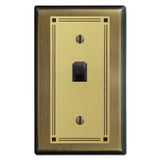 Decorative Guard Plate for Toggle Light Switch Wall Plates