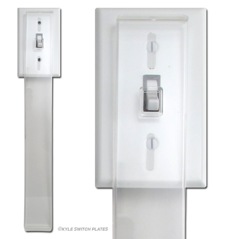 Wall Light Switch Extension Handle - Easy Reach | Kyle Switch Plates