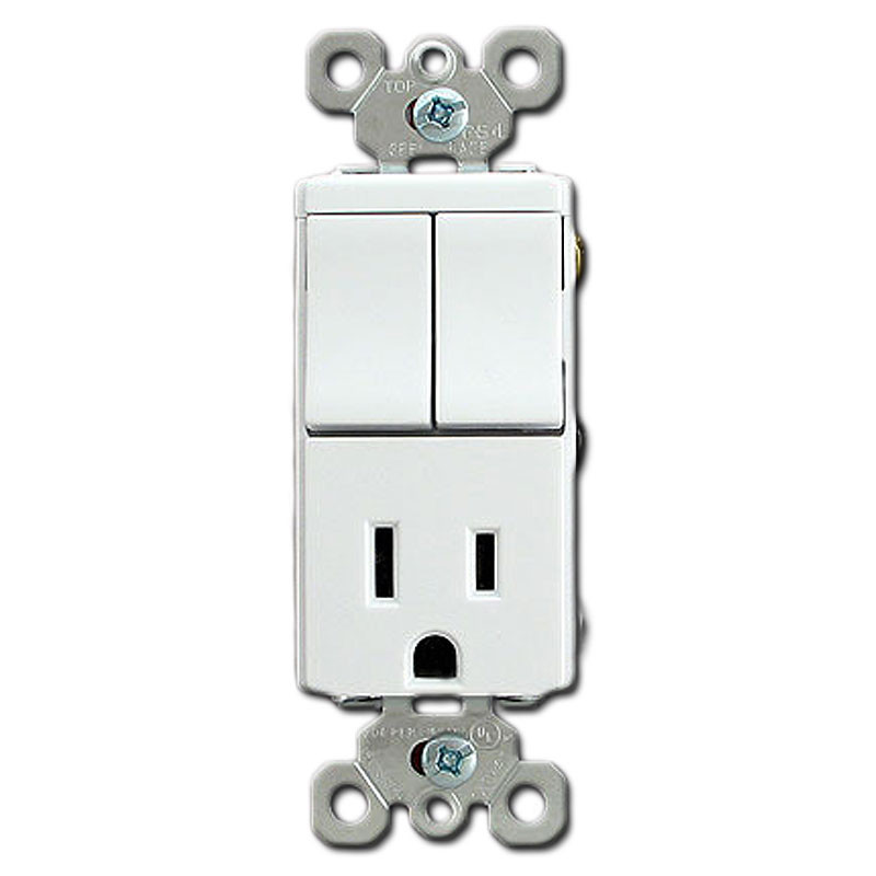 Light Switch To Control A Wall Outlet