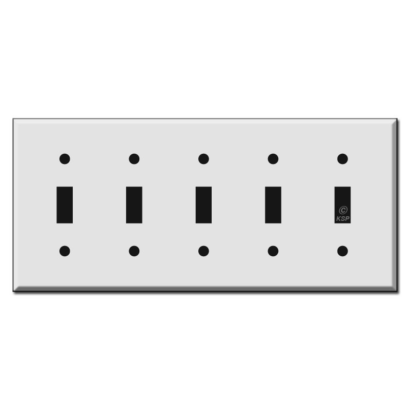 Toggle Light Switch Plates, Toggle Wall Switch Cover Plates