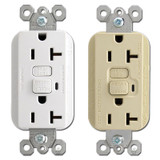 20A GFCI Outlets Pass & Seymour