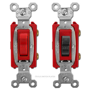 Toggle Switches 20A Pass & Seymour