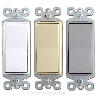 15A Rocker Switches Pass & Seymour
