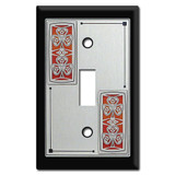 Irish Shamrock Switch Plate Covers