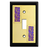ASL I Love You Decorative Switchplates with Sign Language