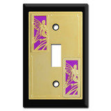Fairy Switch Plates for Girls' Room