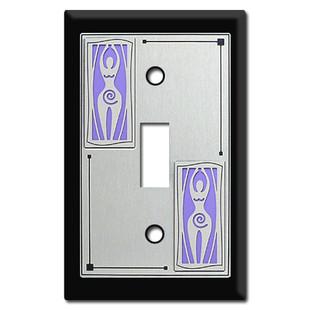 Goddess Decor Switch Plates