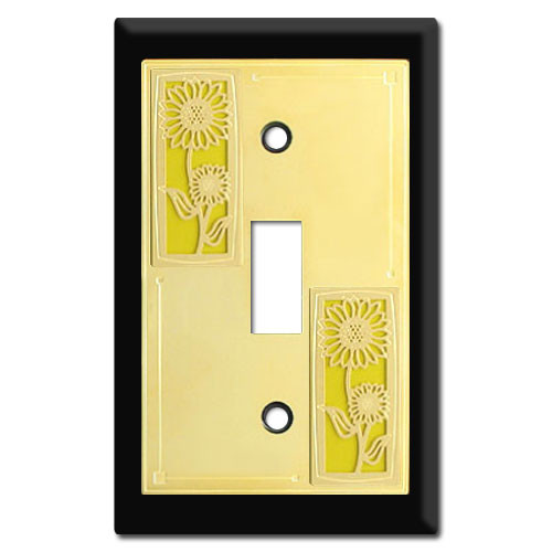 Sunflowers Decorative Switchplate Covers