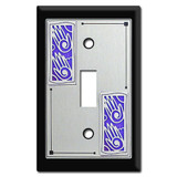 Palm Reader Switch Plate