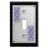 Quilting Theme Home Decor - Switch Plate