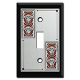 Bull Rider Switch Plate