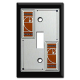 Decorative Fibonacci Switch Plate