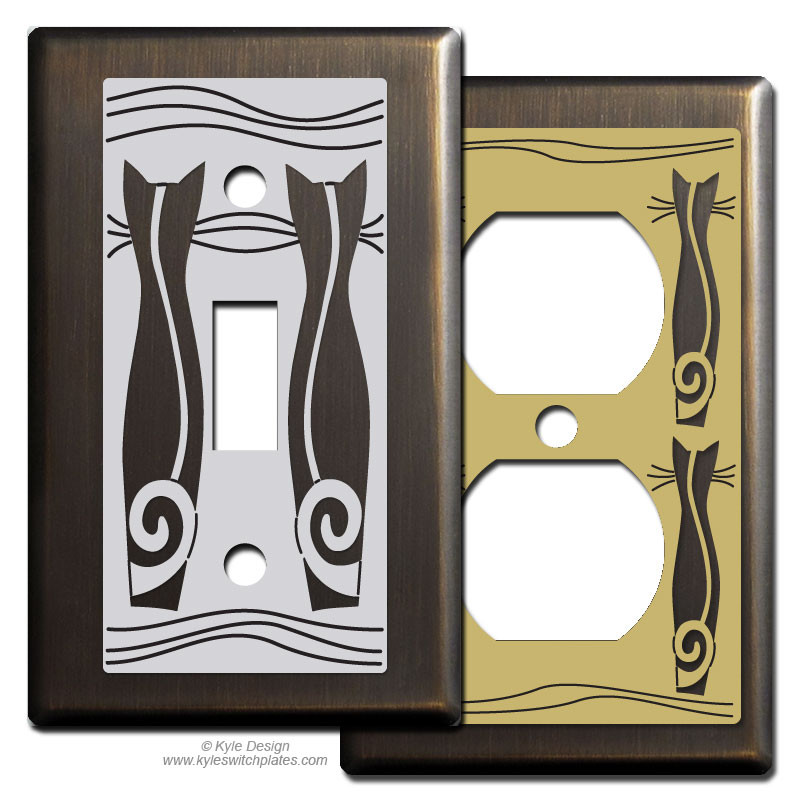 Decorative Switch Gfci Outlet Rocker Plate Covers Holidays O
