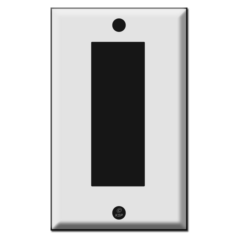 Style Sierra Electric Biplex Triplex Receptacle Wall Switch Plates