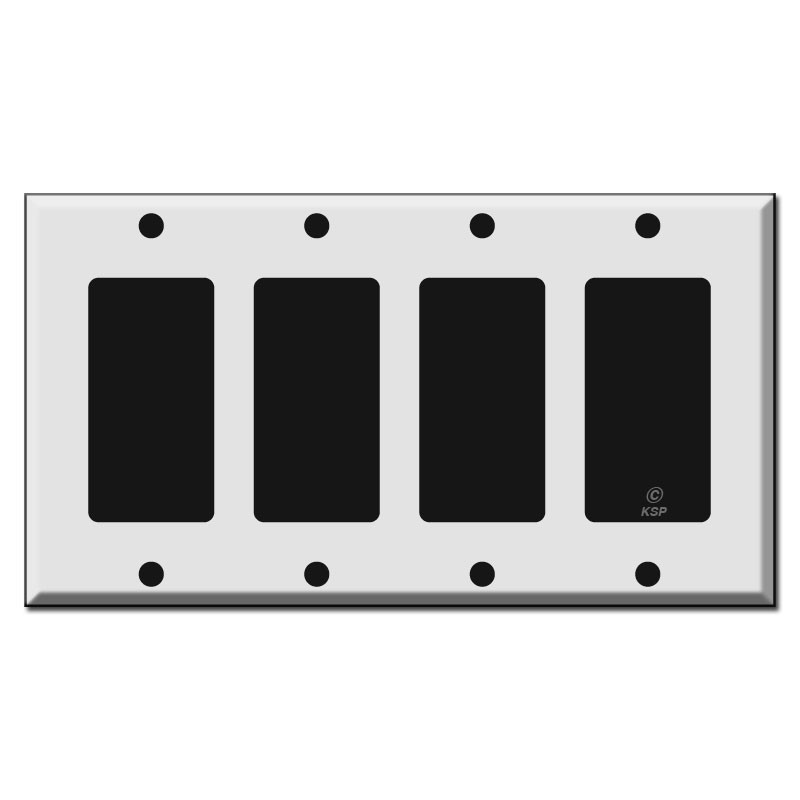 4 decora gfi rocker light switch wall plates kyle switch plates 4 decora gfi rocker light switch wall plates aloadofball Image collections