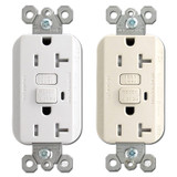 20A Tamper Resistant GFCI Outlets Pass & Seymour 2095-TR