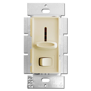 Ivory  3 Speed Ceiling Fan Control with Light Switch