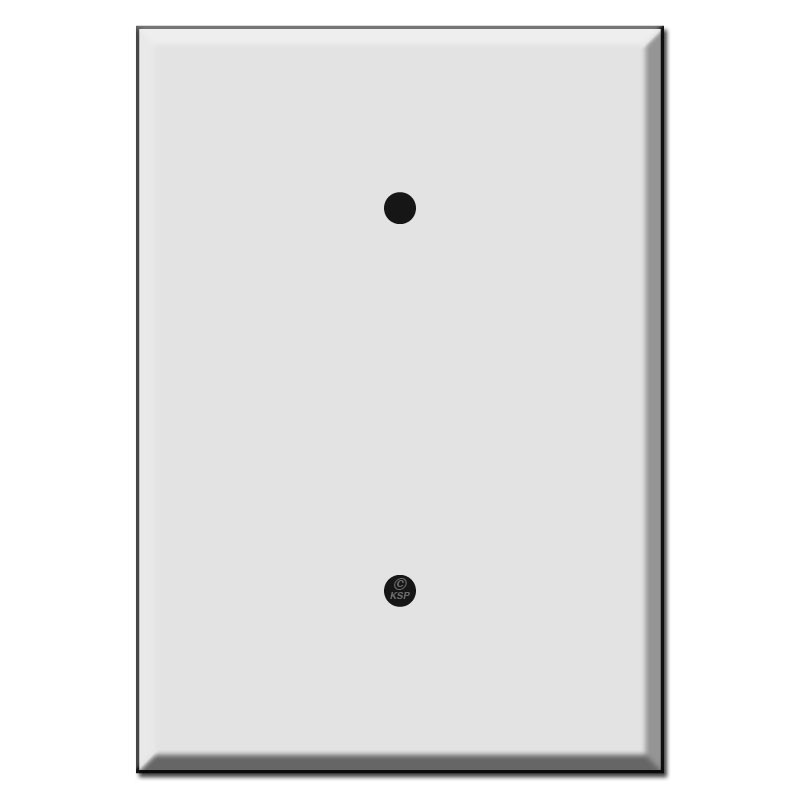 Extra Large Oversized Blank Wall Plate Covers 6 38 Quot High