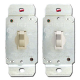 Toggle Dimmer Switch Leviton