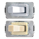 3-Way 15A Despard Toggle Light Switch, Pass & Seymour