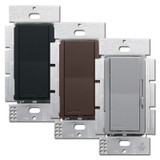Lutron 1000 Watt Rocker Switches, Preset Light Dimmers DV-10P