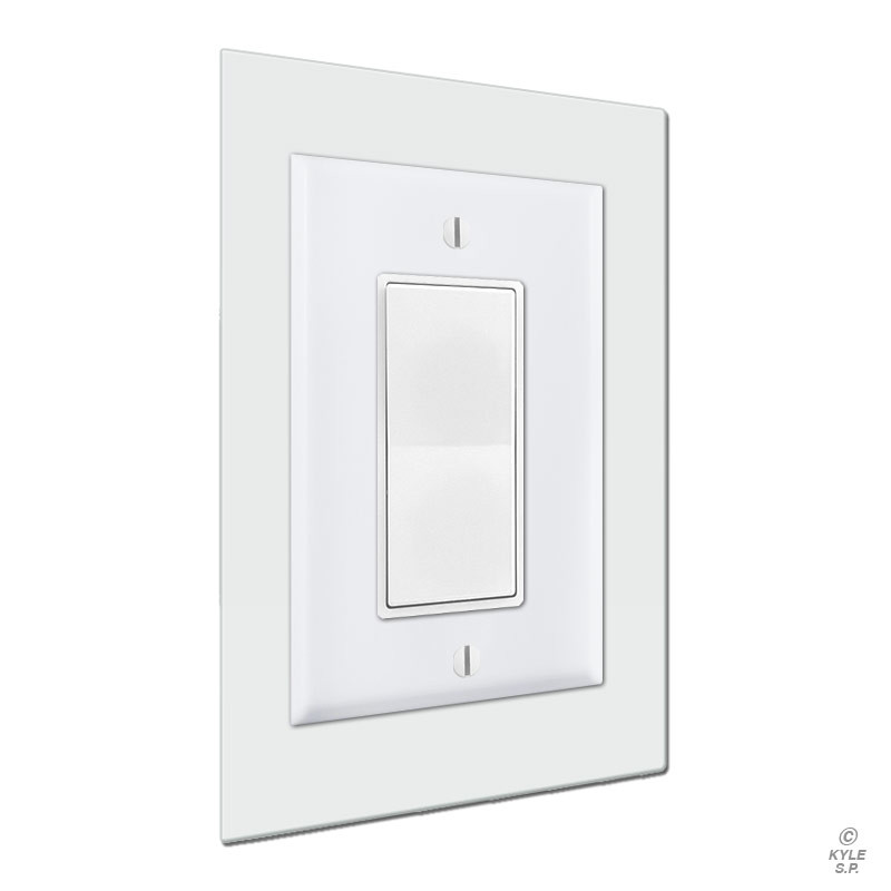 Oversized 6x4 Light Switch Plate Cover Expanders
