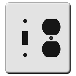 Tall 1 Toggle 1 Duplex Outlet Switch Plate Covers