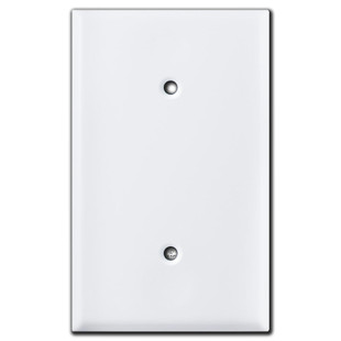 Blank Covers with Specialty Screw Spacing
