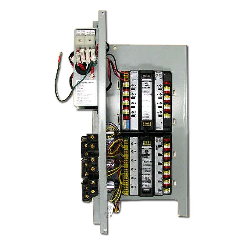 low voltage 6 ge rr9 pilot light relay lightsweep system  ge rr7 low voltage remote control relay