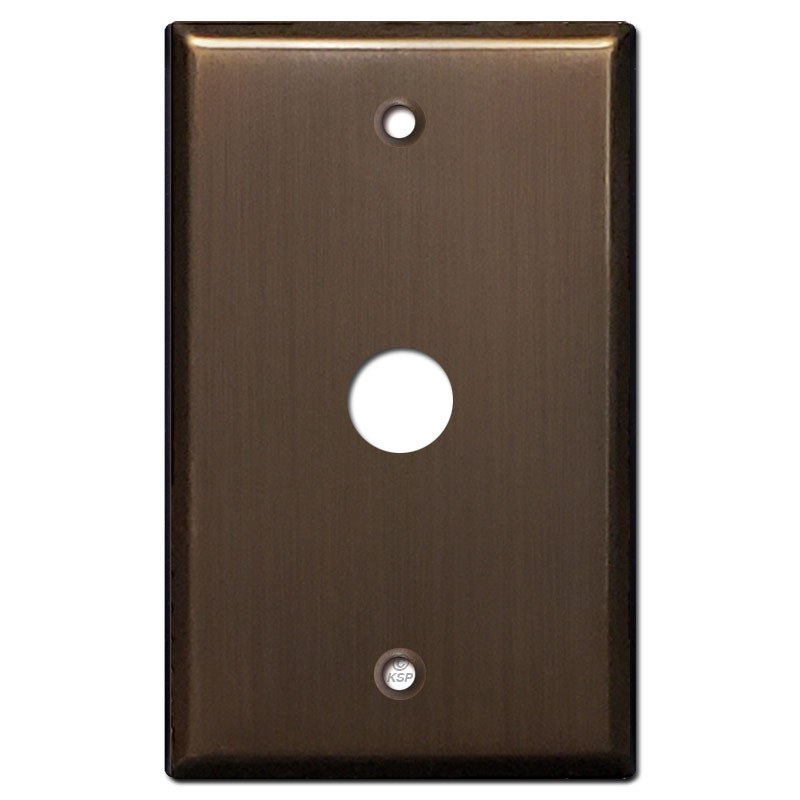 Cable cover for wall Paintable 625 Telephone Cable Cover Wall Plate Venetian Bronze Yorokobaseyainfo 625 Telephone Cable Cover Wall Plate Venetian Bronze