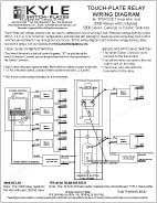 touch plate 3000 low volt relay switch wiring diagram download rh kyleswitchplates com  low voltage relay circuit diagram
