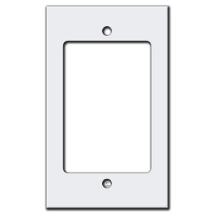 Gap Behind Wall Plate Solution Ring