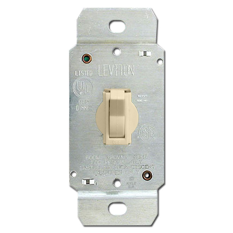 3-way Toggle Dimming Light Switch