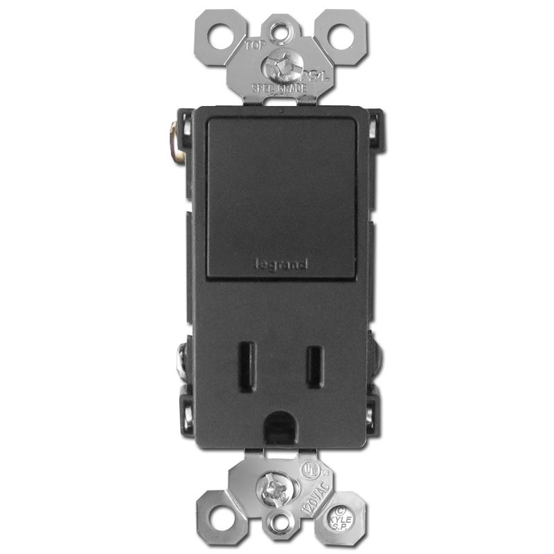 3 Way Switch Control Outlet