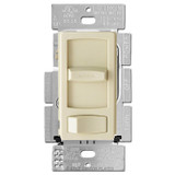 Light Switch Dimmable CFL and LED Bulbs - Ivory Lutron Skylark