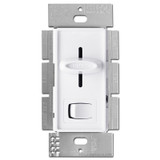 White Slide Dimming Control - On Off Switch 600W