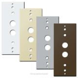 Push Button Insert for Decora Rocker Light Switch Plates