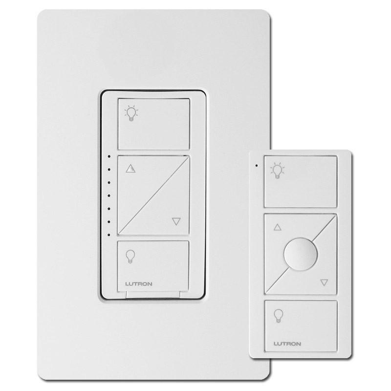 Lutron Wireless Switch >> Caseta Wireless In Wall Dimmer Pico Remote Control Lutron