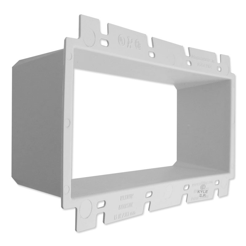 An outlet box