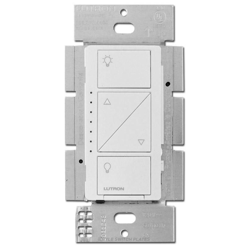 3 Way Dimmer Switch LED Wall Ceiling Lights Caseta Wireless Smart Lighting White